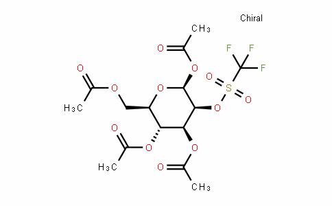 1,3,4,6-Tetra-O-acetyl-2-O-trifluoromethylsulfonyl-b-D-mannopyranose(Mannose triflate)