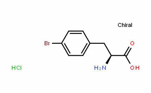 (S)-4-Bromophenylalanine Hydrochloride Salt