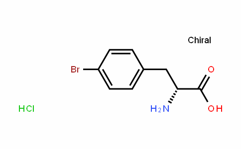 (R)-4-Bromophenylalanine Hydrochloride Salt
