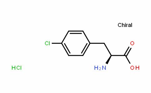 (S)-4-Chlorophenylalanine Hydrochloride Salt