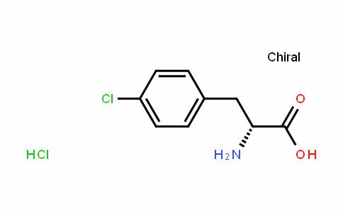 (R)-4-Chlorophenylalanine Hydrochloride Salt