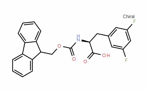 (S)-N-Fmoc-3,5-difluorophenylalanine