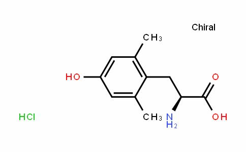 (S)-2,6-Dimethyltyrosine Hydrochloride Salt