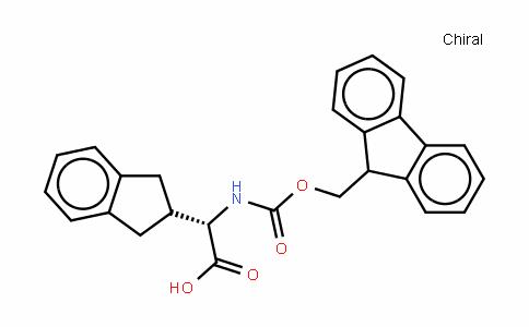 (S)-N-Fmoc-2-indanylglycine