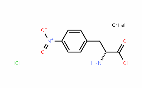 (R)-4-Nitrophenylalanine Hydrochloride Salt