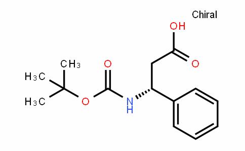 (R)-3-(Boc-amino)-3-phenylpropionic acid