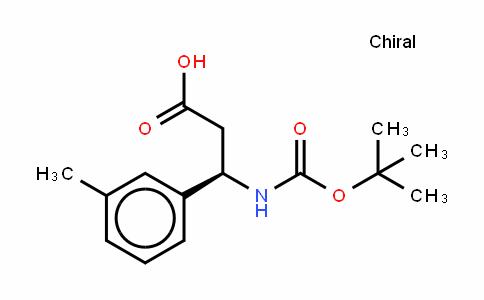 Boc-(R)-3-Amino-3-(3-methylphenyl)-propionic acid