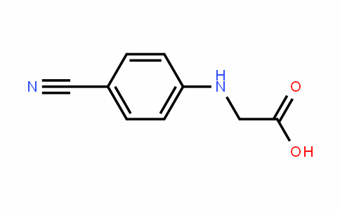 [(4-Cyanophenyl)aMino]acetic Acid