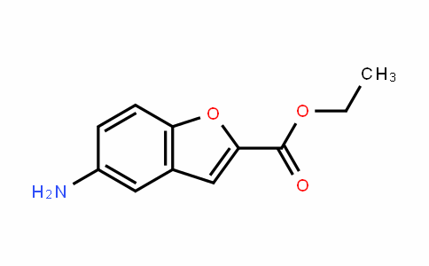 Ethyl 5-aminobenzofuran-2-carboxylate