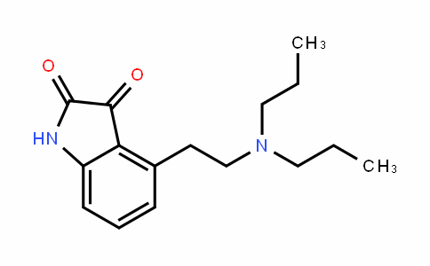 4-(2-(Dipropylamino)ethyl)indoline-2,3-dione
