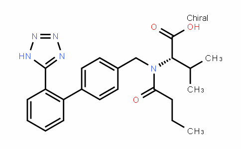 (S)-2-(N-((2'-(1H-tetrazol-5-yl)biphenyl-4-yl)methyl)butyramido)-3-methylbutanoic acid