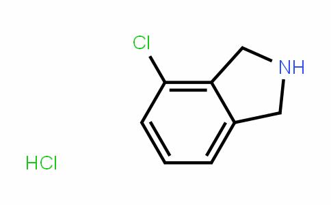 4-Chloro-2,3-dihydro-1H-isoindole hydrochloride