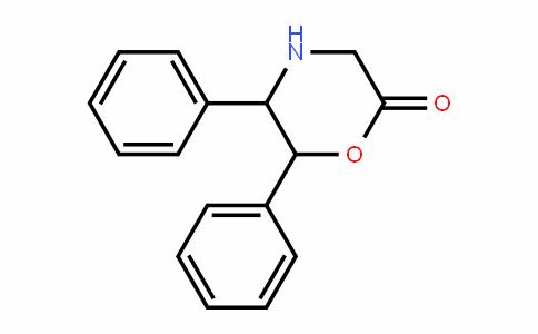 5,6-Diphenyl-2-morpholinone