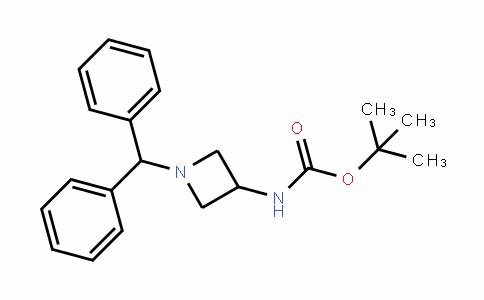 Tert-butyl 1-benzhydrylazetidin -3-ylcarbamate