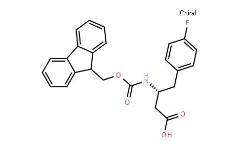 (R)-3-(Fmoc-amino)-4-(4-fluoro-phenyl)butanoic acid