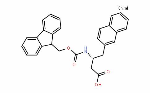 (R)-3-(Fmoc-amino)-4-(2-naphthyl)butyric acid