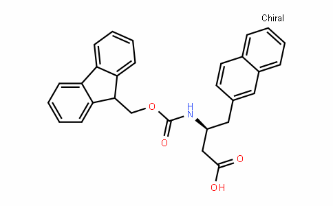 (S)-3-(Fmoc-amino)-4-(2-naphthyl)butyric acid