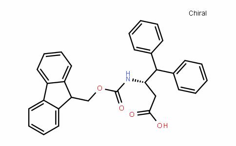 (S)-3-(Fmoc-amino)-4,4-diphenyl-butyric acid