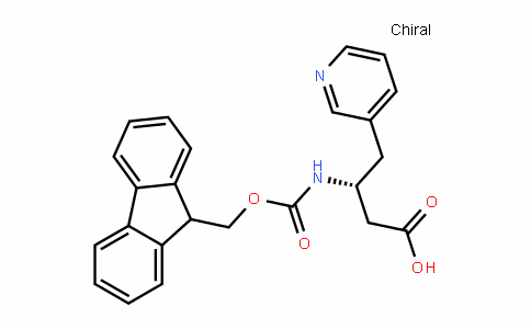 (R)-3-(Fmoc-amino)-4-(3-pyridyl)butyric acid