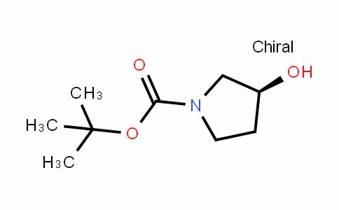 (S)-(+)-1-Boc-3-hydroxypyrrolidine