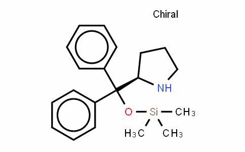 (R)-2-diphenyl(trimethylsilyloxy)methyl)pyrrolidine