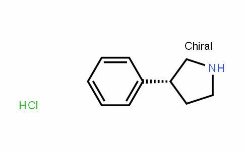 (R)-3-phenylpyrrolidine hydrochloride