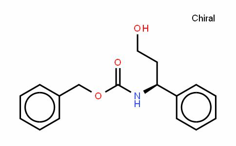Cbz-S-3-amino-3-phenylpropan-1-ol