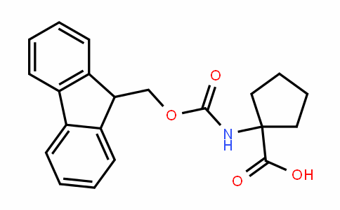 1-(((9H-fluoren-9-yl)methoxy)carbonylamino)cyclopentanecarboxylic acid
