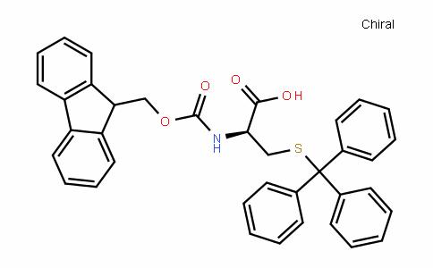 (S)-2-(((9H-fluoren-9-yl)methoxy)carbonylamino)-3-(tritylthio)propanoic acid