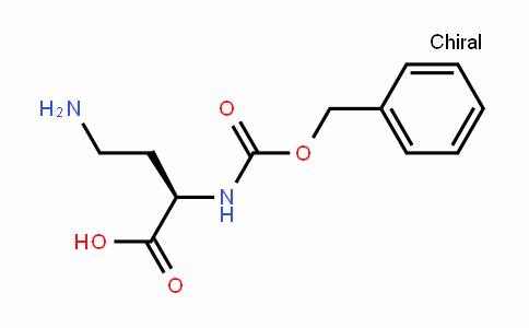 (R)-4-amino-2-(benzyloxycarbonylamino)butanoic acid