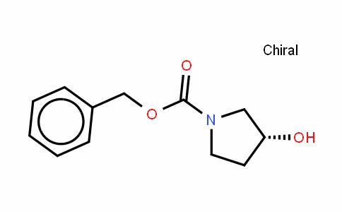 (R)-1-Cbzl-3-pyrrolidinol
