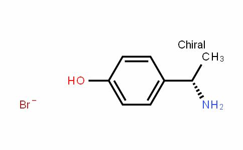 (S)-1-(4-Hydroxyphenyl)ethylamine Bromide Salt