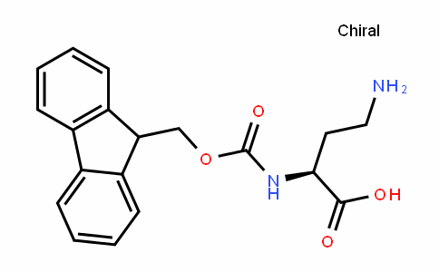 (S)-2-(((9H-fluoren-9-yl)methoxy)carbonylamino)-4-aminobutanoic acid