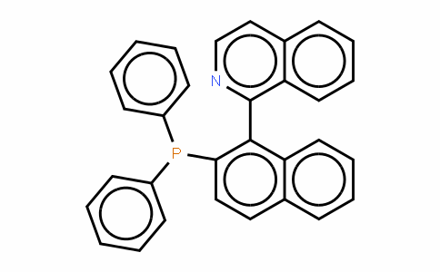 (S)-(-)-1-(2-Diphenylphosphino-1-naphthyl)isoquinoline