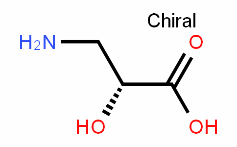 (2R)-3-Amino-2-hydroxy-propanoic acid
