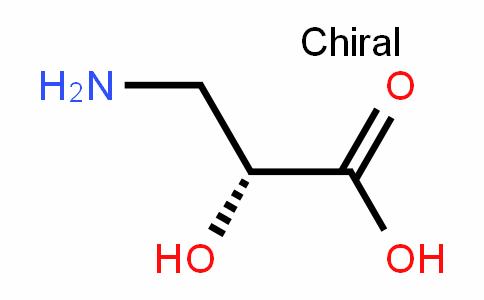 (2R)-3-Amino-2-hydroxy-propanoic acid