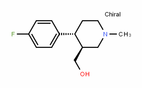 Trans-4-(4-Fluorophenyl)-3-hydroxymethyl-1-methyl-piperidine