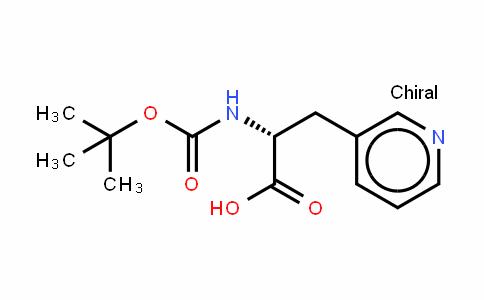 Boc-D-Ala(3'-pyridyl)-OH