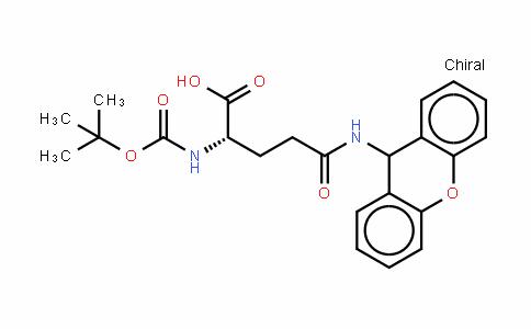 Boc-Gln(Xan)-OH