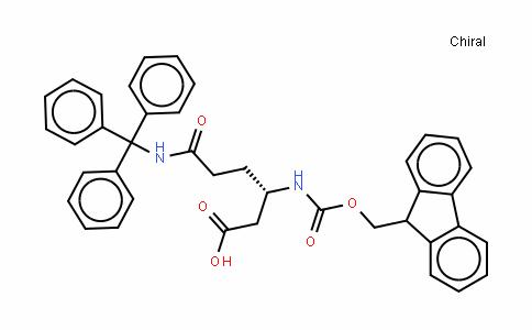 Fmoc-β-HoGln(Trt)-OH