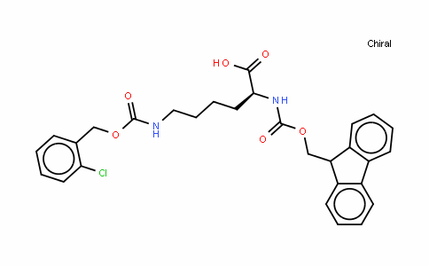 Fmoc-Lys(2-Cl-Z)-OH