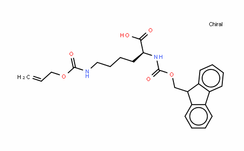 Fmoc-Lys(Alloc)-OH