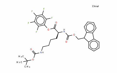 Fmoc-Lys(Boc)-OPfp