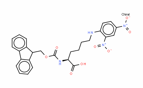 Fmoc-Lys(Dnp)-OH