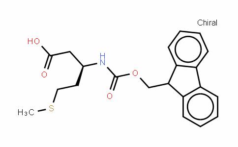 Fmoc-β-HoMet-OH
