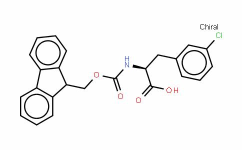 Fmoc-D-Phe(3-Cl)-OH