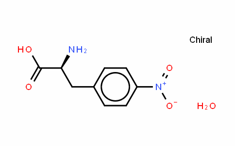 H-D-Phe(4-NO2)-OH monohydrate