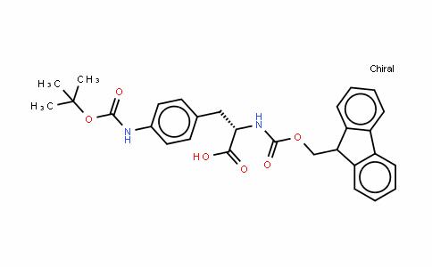 Fmoc-Phe(4-NHBoc)-OH