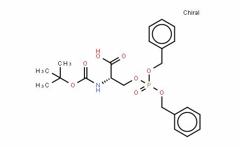 Boc-Ser(PO3Bzl2)-OH