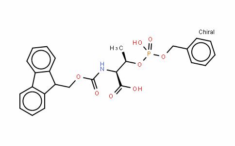 Fmoc-Thr(HPO3Bzl)-OH
